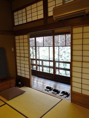 Hiiragiya Bekkan: La chambre