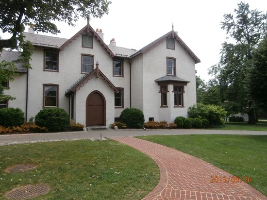 President Lincoln's Cottage : Lincolns Cottage