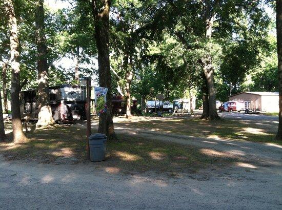 Park Ridge RV Campground: expected