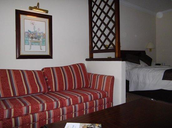 Best Western Oaks Hotel & Leisure Club: Double room
