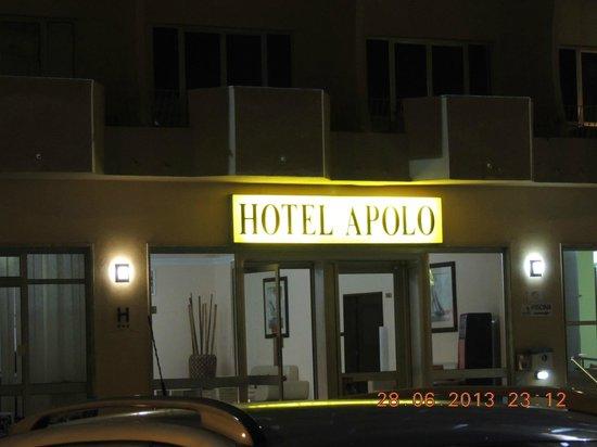Hotel Apolo: 1