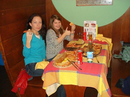 Ristorante Pizzeria Don Lisander: we love pizza!