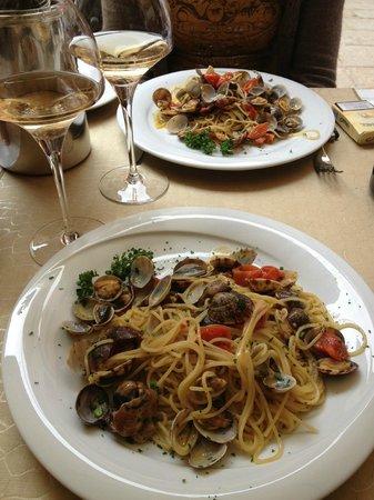 Osteria Ae Sconte: Les meilleures spaghetti au monde !!!