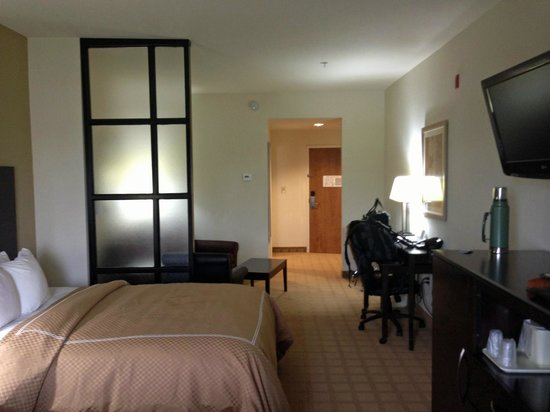 Comfort Suites Byron: room overview 2
