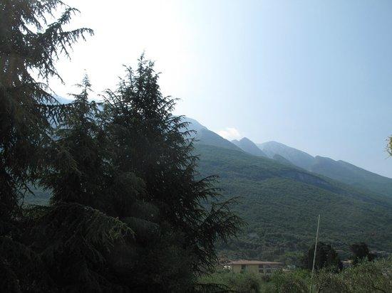 Hotel Benacus Malcesine: View from room 12