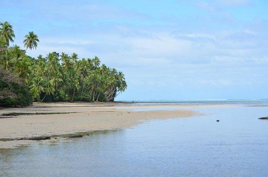 Wellesley Resort Fiji: beach