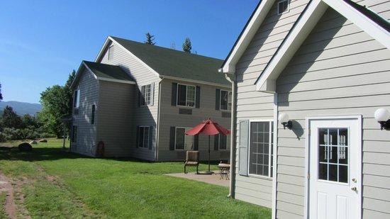 Comfort Inn & Suites Carbondale : Bereich vor dem Frühstücksraum