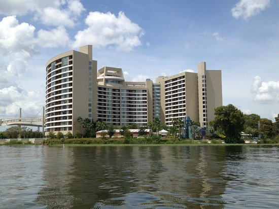 Our Room Picture Of Bay Lake Tower At Disney S