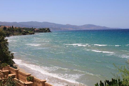 Porta del Mar Beach Hotel: море