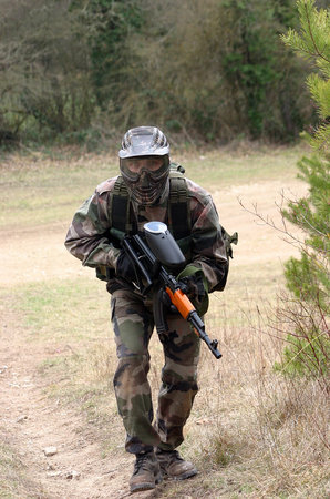 Les Cameleons - Paintball Icaunais