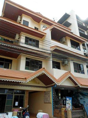 Siam House Hotel : hotel