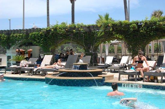 Hotel Galvez Restaurant Galveston Tx