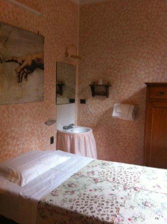 Hotel Locanda Orchidea: комната