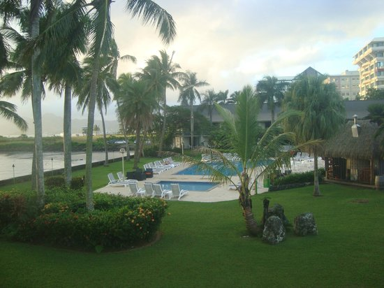 Holiday Inn Suva: A beautiful Scene from my room no. 252