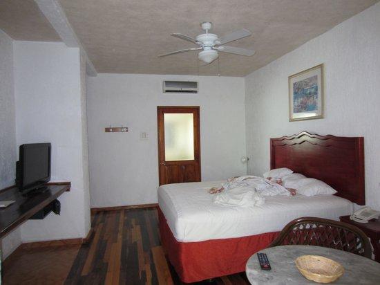 Eco-Hotel El Rey Del Caribe: Doppelzimmer