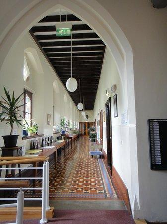 Gillis Centre: The hall