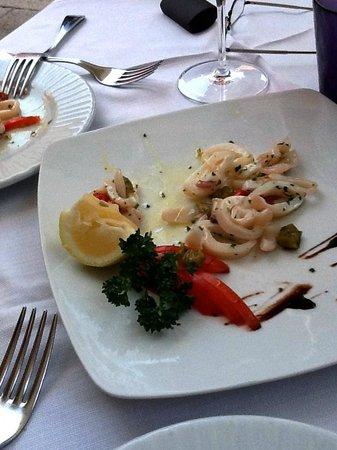 Osteria Doge Morosini : Tasty Cuttlefish
