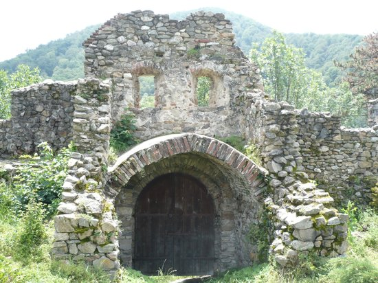 Villages with Fortified Churches: Now in disrepair