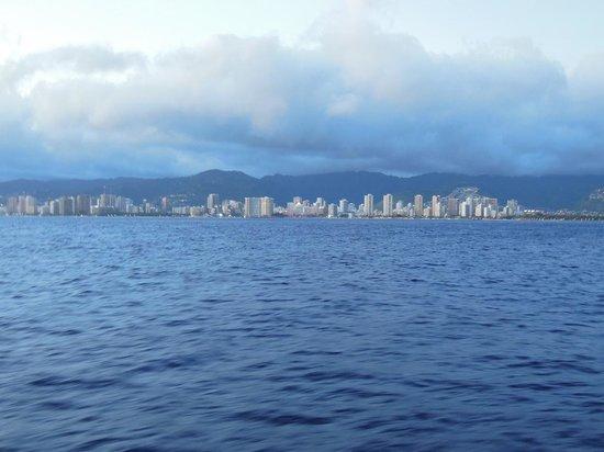 Atlantis Cruises: Waikiki