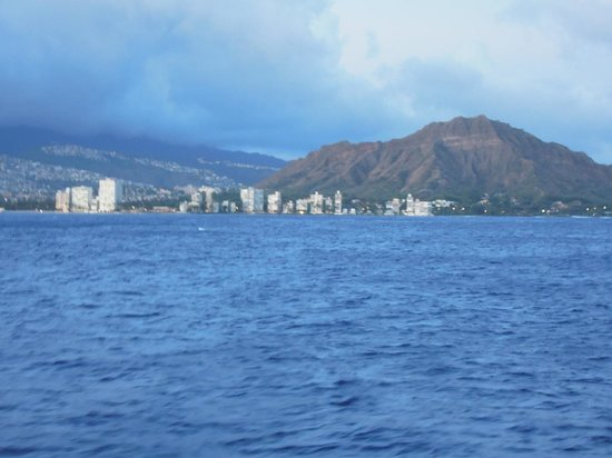 Atlantis Cruises: Diamond Head