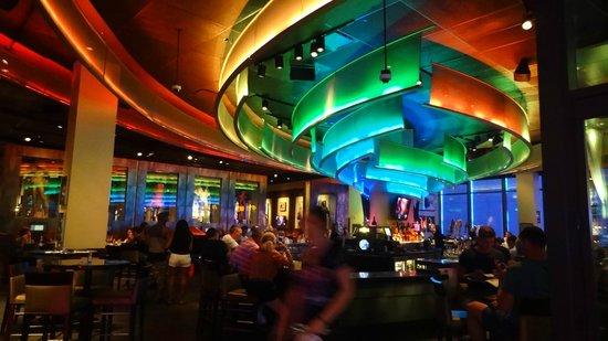 Hard Rock Cafe: Le Bar