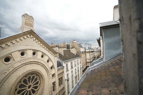 New Hotel Lafayette: View