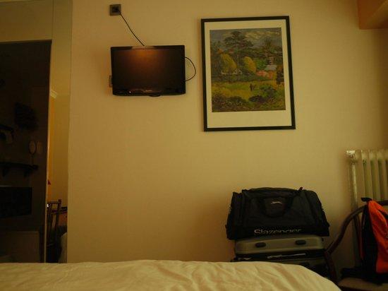 Hostellerie Kemmelberg: Inside the room