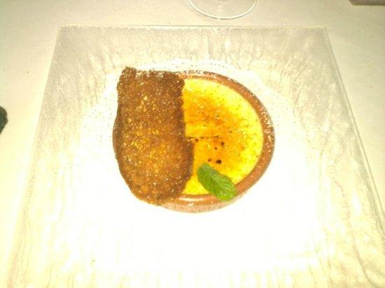 Restaurant Les Pins: Dessert