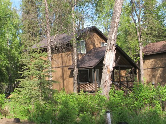 Krog's Kamp Lodge and Cabins: One of many cabins at Krog's Kamp