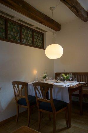 Hotel und Restaurant Traube: dining room