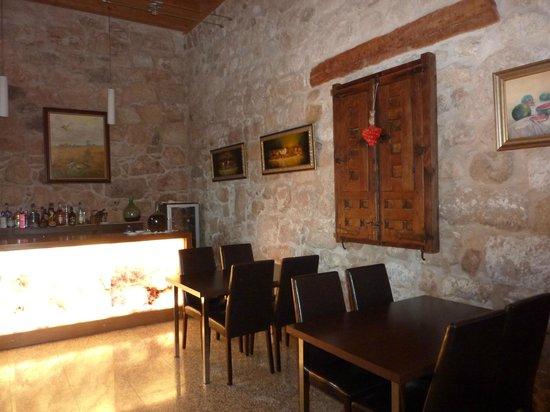 Palacio De Los Condes: bar