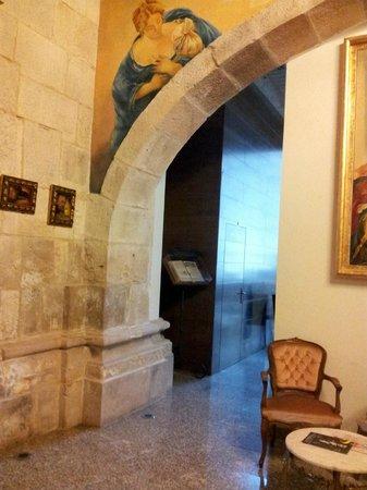Palacio De Los Condes: recepción