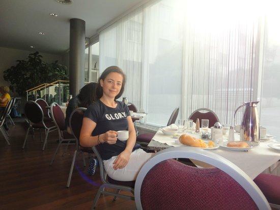 Arion Cityhotel Vienna: Kahvaltı Salonu