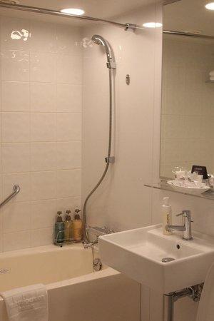 Mitsui Garden Hotel Yotsuya: Clean and Practical
