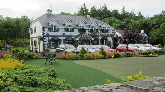 Augusta Lodge: Hotelansicht