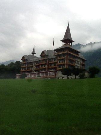 Jugendstilhotel Hotel Paxmontana: Add a caption