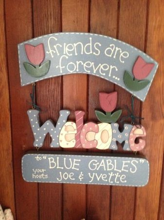 Blue Gables Bed & Breakfast Photo