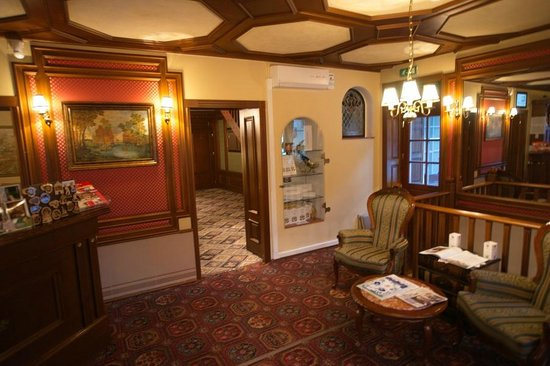 Dvaras Hotel: Lobby