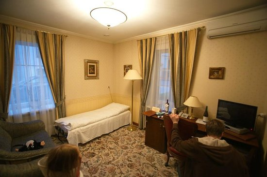 Dvaras Hotel: Second room