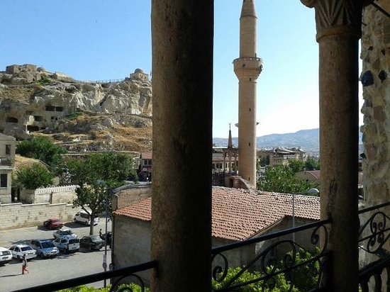 Hotel Cave Konak : View from Cave Konak