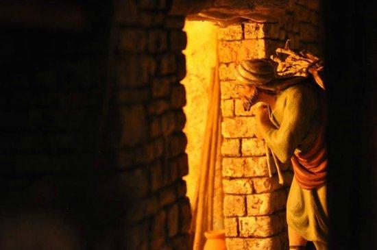Museo de Belenes: Nativity scene