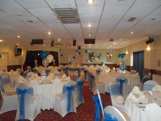 Bancourt Hotel : Our Wedding - Room set up x