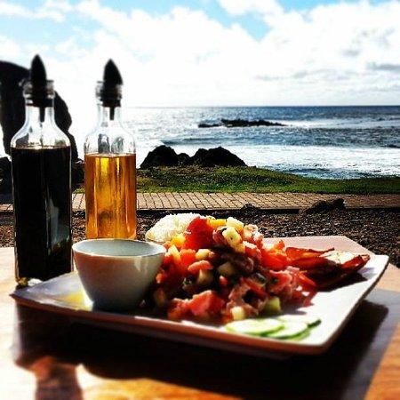 Haka Honu : Ceviche Rapanui