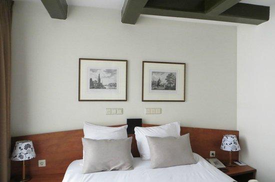 Best Western Dam Square Inn: Cama confortável