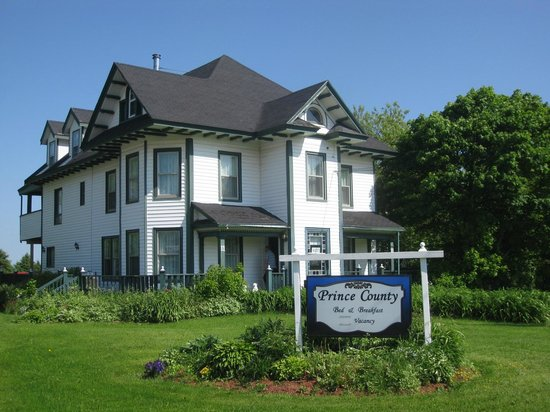 Prince County Bed & Breakfast : A beautiful day in Miscouche