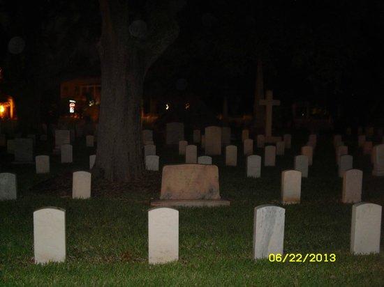 Pub Hearse Ride : Cemetery