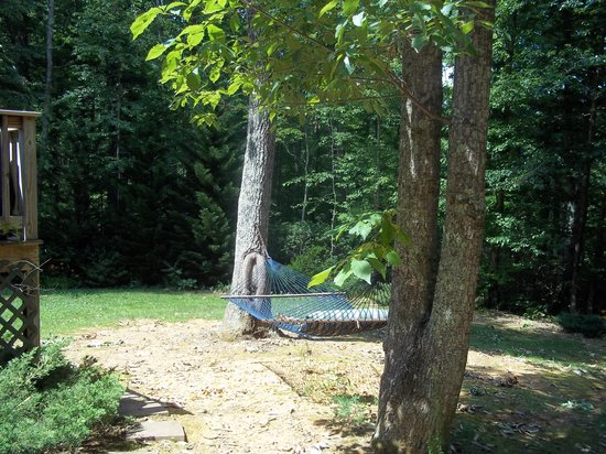 Cottages at Chesley Creek Farm: Hammock