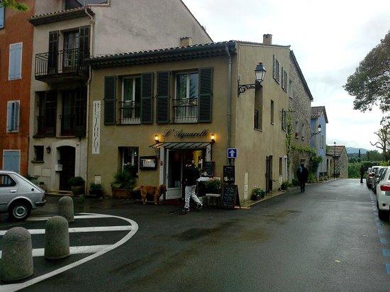 L'Aquarelle : 1 rue du chateau