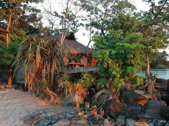 Jicaro Island Ecolodge Granada: Grounds