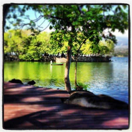 Jicaro Island Ecolodge Granada: Local Fisherman